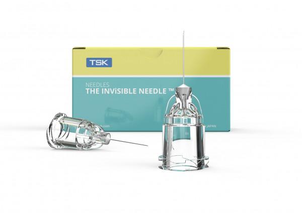 """TSK """"invisible needle"""" 0,20x9 mm (Box 100) quasi schmerzfrei, ideal für Kopf, Gesicht, Zahn"""