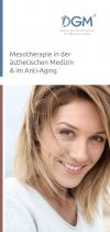 Flyer ästhetische Mesotherapie + Anti Aging (50 Stück)