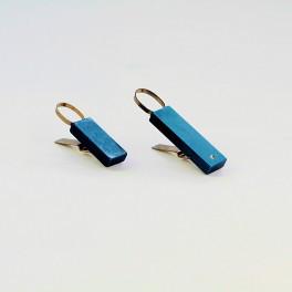 Pistor 4 Ersatz-Halterung für Abstandshalter (blue metal zum Stecken)