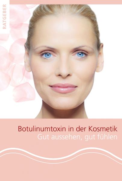 Buch 2 Patientenratgeber Botulinumtoxin in der Kosmetik