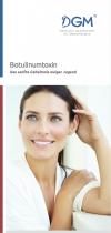 Flyer Botulinumtoxin (50 Stück)