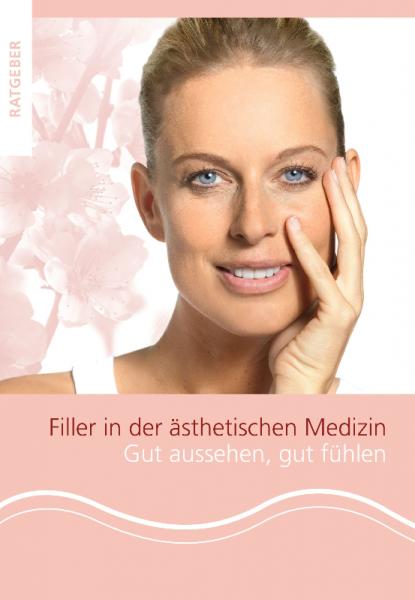 Buch 3 Patientenratgeber Filler in der ästh. Medizin, Autor G. Sattler