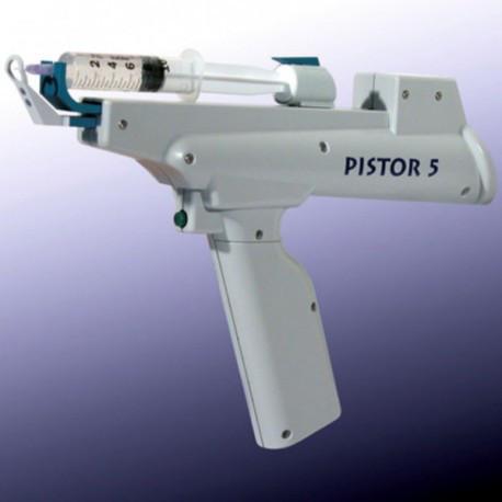 1 Pistor 5 Mesotherapie Injektor (Software german version), elektronisch, 6 Modi- differenzierte M