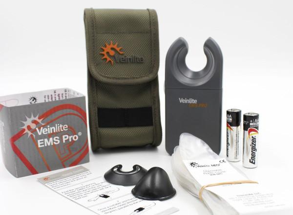 Veinlite EMS PRO Tascheninstrument zur Venenvisualisierung (12 Monate Gewährleistung)